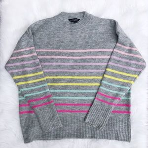 Dorothy Perkins Multicolored Striped Sweater